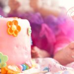 Arianna Cake Smash//Family Photographer Midrand