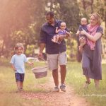 Mitchell Family Picnic Inspired Session