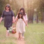 Camille, Isabela & Liliana 'Girl-Time' inspired Photo Session